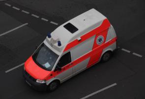 Ambulance (Mortuary Van)