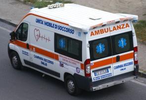 Ambulance (Advance Life Support)