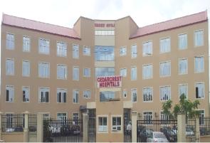 Cedarcrest Hospital