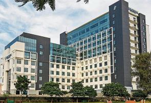 Venkateshwar Hospital India