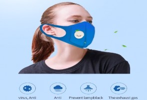 Anti COVID19 Fashionable Face Mask