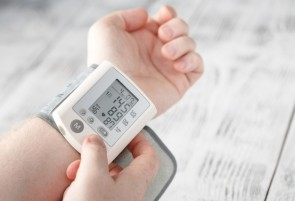Secure Wrist Blood Pressure Monitor