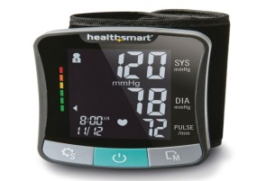 Healthsmart Blood Pressure Monitor