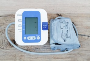 Secure Blood Pressure Monitor