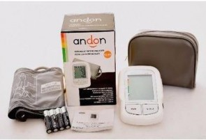 Andon Blood Pressure Monitor