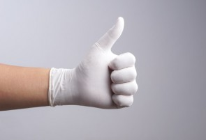 Examination Glove (powdered)